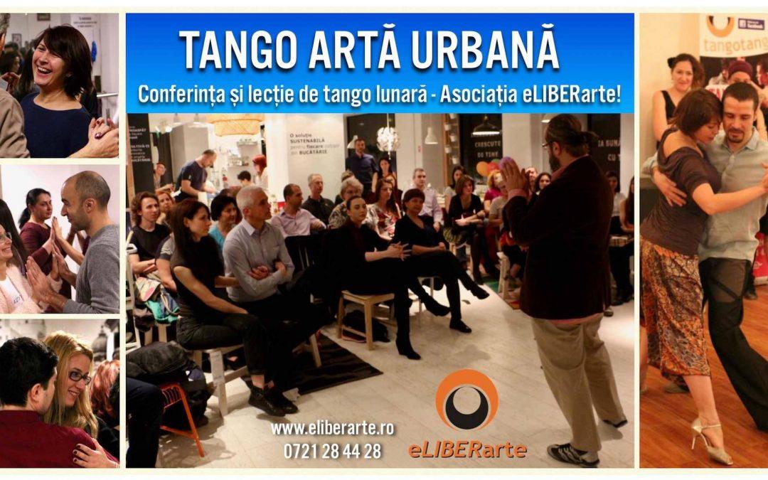 Conferințele Tango Artă Urbană
