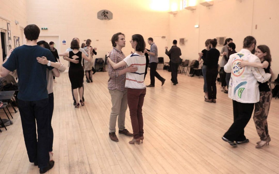 Tango weekend in Oxford University