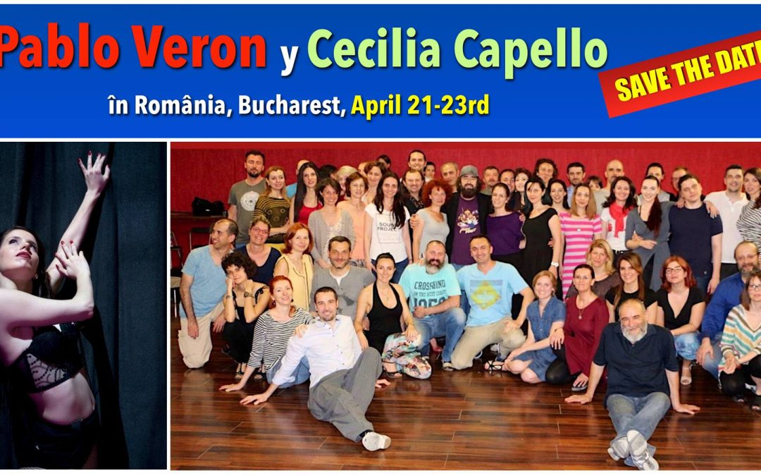 International Tango Workshop with Pablo Veron